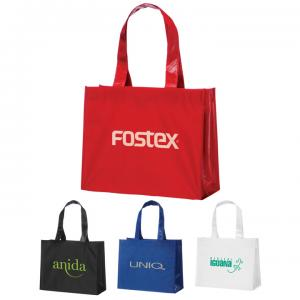Douglas Laminated Grocery Tote