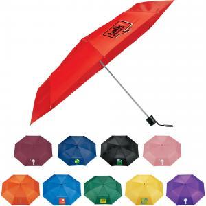 "41"" Identity Folding Umbrella"