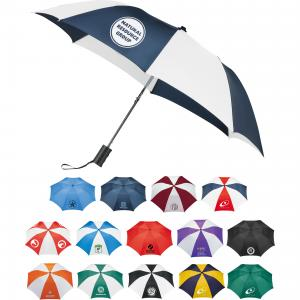 "42"" Slim Auto Folding Umbrella"
