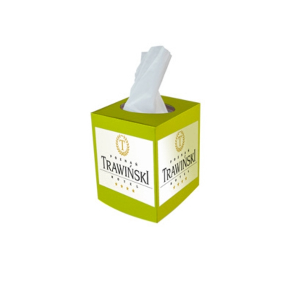 Classic Tissue Box Holder