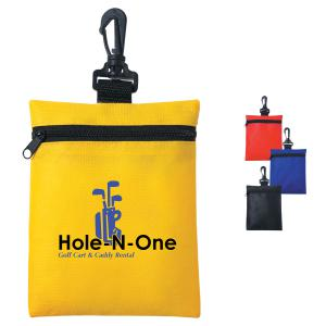 Stockholm Non-Woven Zippered Pouch