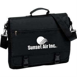 Expanding Polycanvas Briefcase