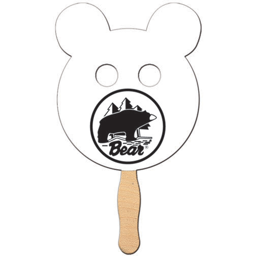 Panda Bear Shaped Fan