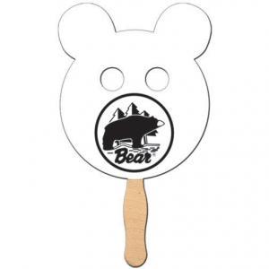 Panda Bear Shaped Fan