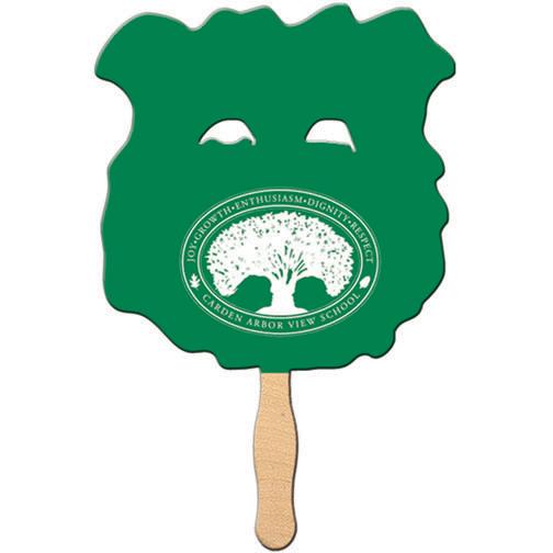 Bear Shaped Fan