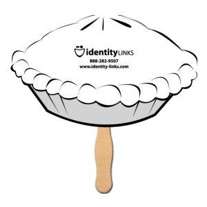 Pie Shaped Fan
