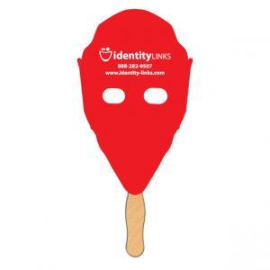 Hockey Mask Shaped Fan