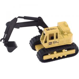 Die Cast Backhoe Replica
