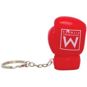 Boxing Glove Stress Reliever Key Ring