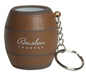 Barrel Stress Reliever Keychain