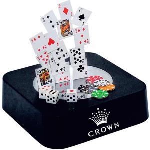 Magnetic Poker Sculpture