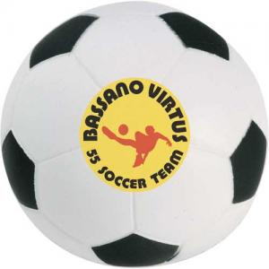Squeezable Soccer Ball Stress Reliever