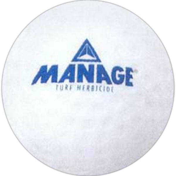 Squeezable Golf Ball Stress Reliever