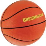 Squeezable Basketball Stress Reliever