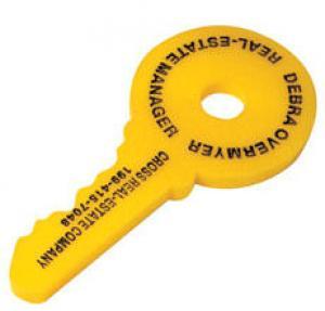 Key Shaped Foam
