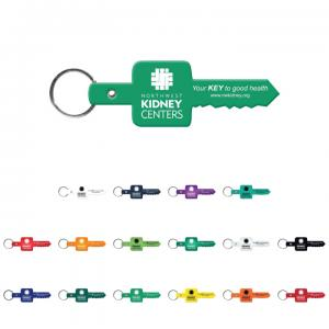 Key Shaped Key Tag