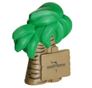Palm Tree Shape Stress Reliever
