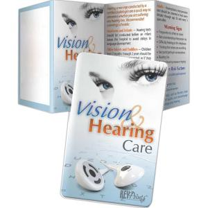 Vision And Hearing Care Key Point Pamphlet