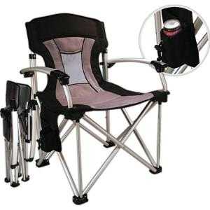 Delux Outdoor Indoor Folding Chair with Logo