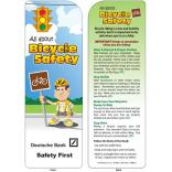 Children's Bicycle Safety Bookmark