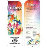 Fitness For Me! Children's Bookmark