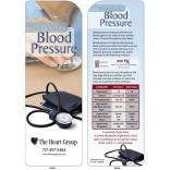 Blood Pressure Bookmark