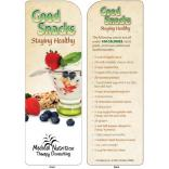 Good Snacks-Staying Healthy Bookmark