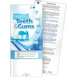 Healthy Teeth & Gums Pocket Slide Chart