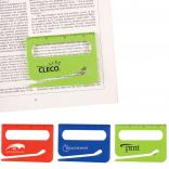 Colorful Magnifier Letter Opener Ruler