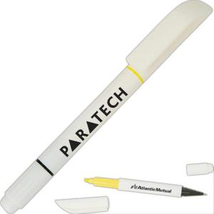 Bumble Bee Highlighter and Pen Combo