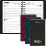 Ready Reference Deluxe Two Days Per Page Wired Planner