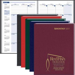 """8"""" x 11"""" Ready Reference Monthly Planner"""