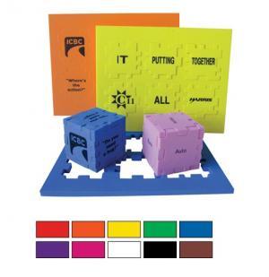 Foam Puzzle Cube