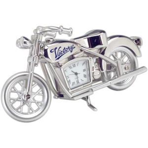 Motorcycle Replica Desk Clock
