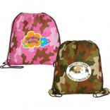 Medal of Honor Camouflage Drawstring Bag