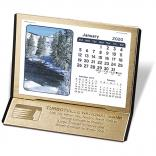 Upright Desk Calendar
