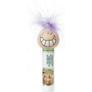 Goofy Big Grin Guy Lip Balm