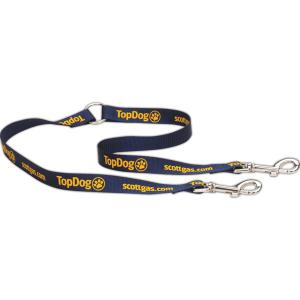 Double Dog Pet Leash