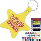 Flexi-Star Key Tag