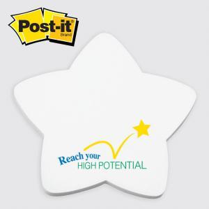 Star Shaped Post It Notes 25 Sheet