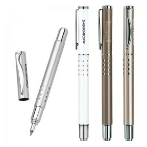 Decorative Cutout Rollerball Pen