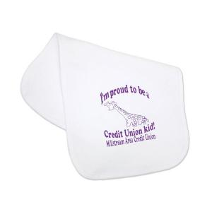Baby and Infant  Burp Pad