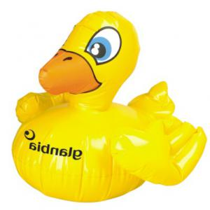 Inflatable Rubber Duckie