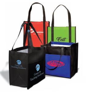 Laminated Enviro-Shopper Tote