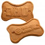 Molded Logo Dog Biscuit Treat