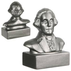 George Washington Bust Stress Reliever
