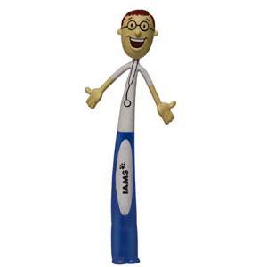 Bendy Doctor Pen