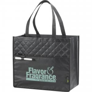 Laminated Non-Woven Quilted Carry-All
