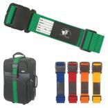 Secure Luggage Strap with ID