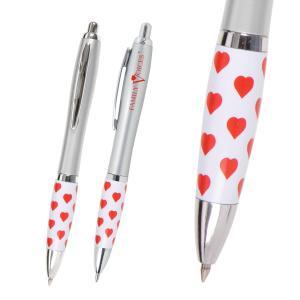Heart Click Pen